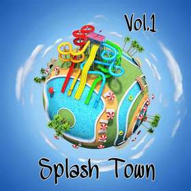 Splash Town Vol.1 eminencee front cover