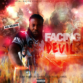 Facing Devils [KG Music] Dj Tony Pot front cover