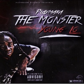 Playmaka The Monster Young Lo front cover