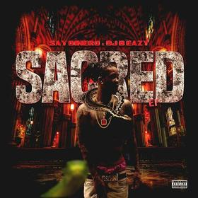 Sacred Say Dinero front cover