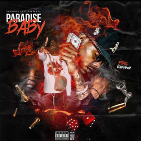 Paradise Baby PDE Escobar front cover