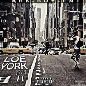 Loe York City 2 (Extended Play) LOE front cover
