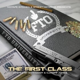 The First Class FTO University front cover