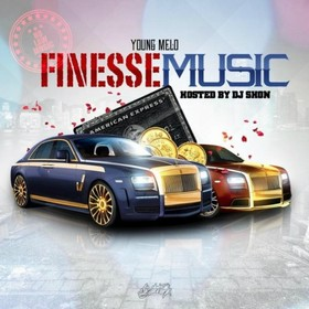 Finesse Music Young Melo front cover