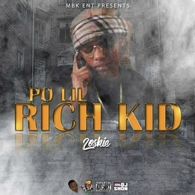 Po Lil' Rich Kid Loskie front cover