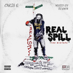 Real Spill Chris G front cover