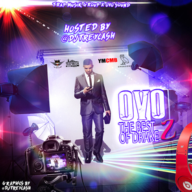 OvO (The Best Of Drake 2) Dj Trey Cash front cover