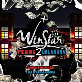 Winstar Bone The Mack  front cover