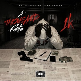 A Thousand Faxts Reecee 1k front cover