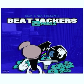 Beat Jackers 2 Millz front cover