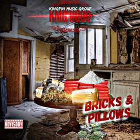 Bricks & Pillows KMG Hood front cover
