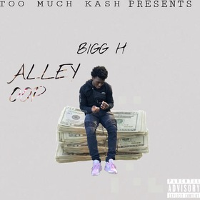 Alley Oop Bigg H front cover