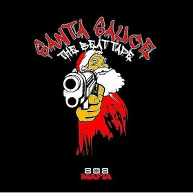Santa Sauce (The Beat Tape) Year Of The Producers front cover
