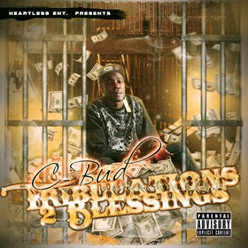 Tribulations 2 Blessings C-Bud front cover