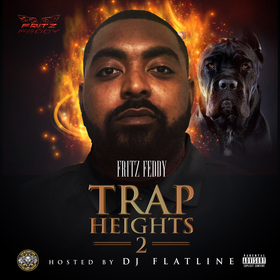 TRAP HEIGHTS 2 Fritz Feddy front cover
