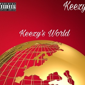 Keezy's World Official King Moni front cover