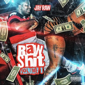 Raw Shit Vol.1 Jay Raw front cover