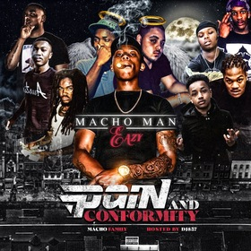 Pain & Conformity Macho Man Eazy front cover