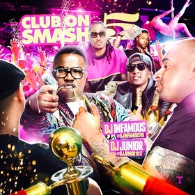Club On Smash Vol. 5 DJ Junior front cover