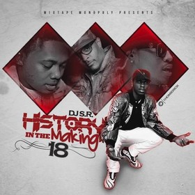 History In The Making 18 DJ S.R. front cover