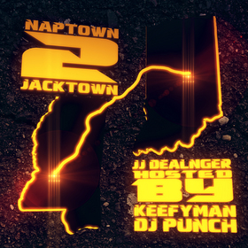 Naptown 2 Jacktown JJ Dealnger front cover