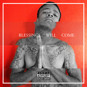 Blessings Will Come Spiffie Luciano front cover