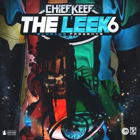 The Leek, Vol. 6 Chief Keef front cover