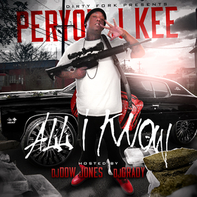 All I Know Peryon J Kee front cover