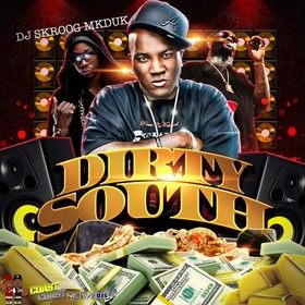 Dirty South Skroog Mkduk front cover