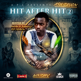 Hit After Hit 2 Tayon front cover