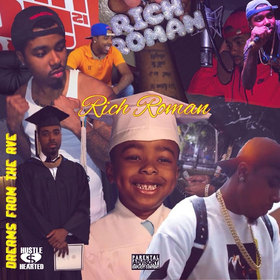 Dreams From The Ave Rich Roman front cover