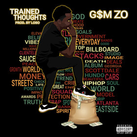 Trained Thoughts GSM Zo front cover