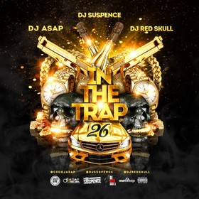 In The Trap 26 DJ ASAP front cover