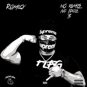 No Rivals No Idols 3 Royalcy front cover