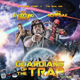 Guardians Of The Trap DJ Legacy front cover