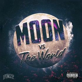 Moon VS. The World MoonMan Ballin front cover
