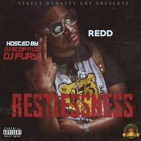 Restlessness Redd front cover