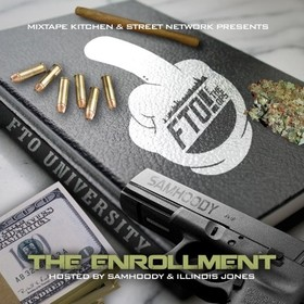 The Enrollment FTO University front cover