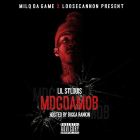 MDGDAMOB Lil St. Louis front cover
