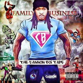 Family Business Cannon Boi Rah front cover