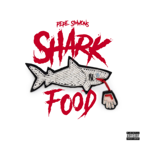 Shark Food PePe Simmons front cover