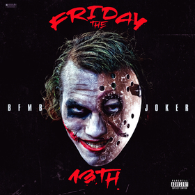Friday The 13th BFMB Joker front cover