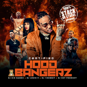 Certified Hood Bangers Stack Or Starve front cover