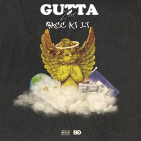 Bacc At It Gutta Zoe front cover