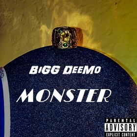 Monster Mixtape BiGG DeeMo front cover