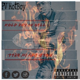 Hot Boy Kold Day In Hell CHILL iGRIND WILL front cover