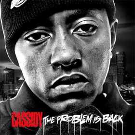 The Problem Is Back Cassidy front cover