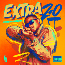 EXTRA 2.0 Extravagent front cover