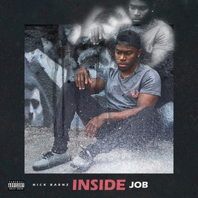 Inside Job Nick Barnz front cover