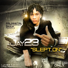 Jay23 - Slept On king koopA front cover